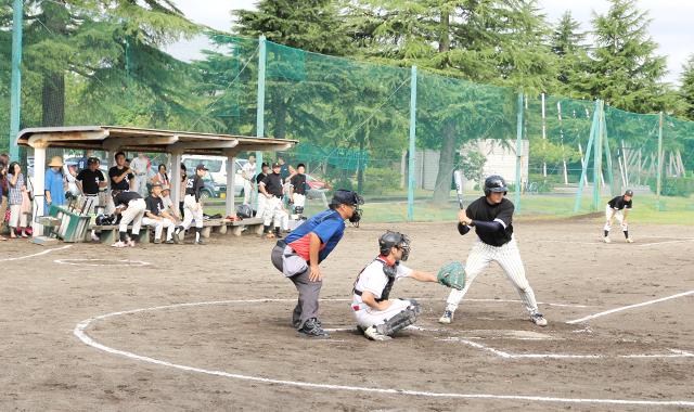 富山県印刷人野球大会