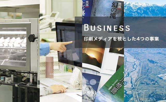 bisiness 事業紹介